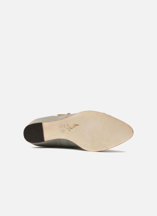 Bottines et boots Skin by Finsk Sadie Gris vue haut