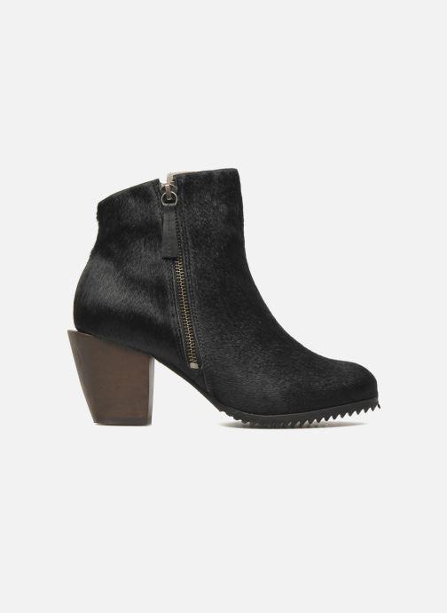 Boots en enkellaarsjes Skin by Finsk Bunton Zwart achterkant