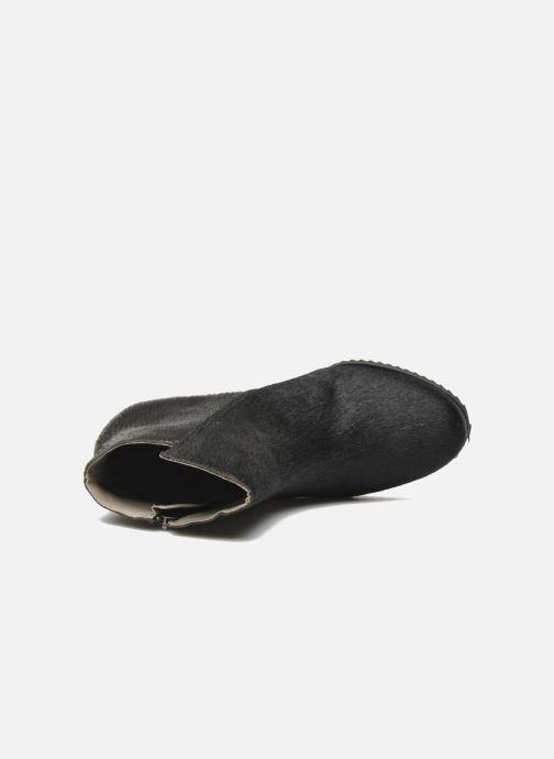 Bottines et boots Skin by Finsk Bunton Noir vue gauche