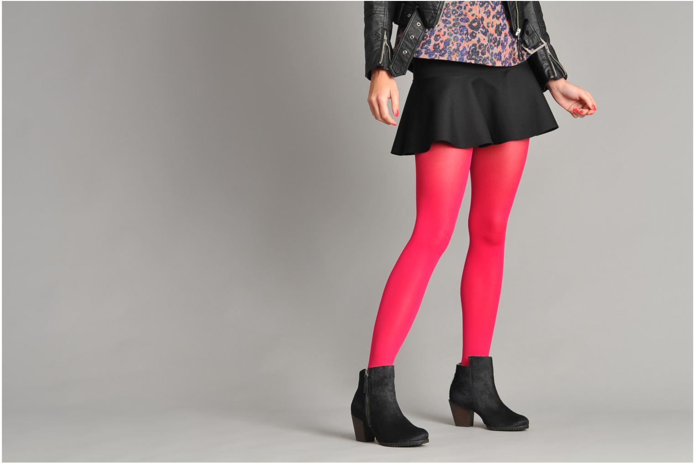 Boots en enkellaarsjes Skin by Finsk Bunton Zwart onder