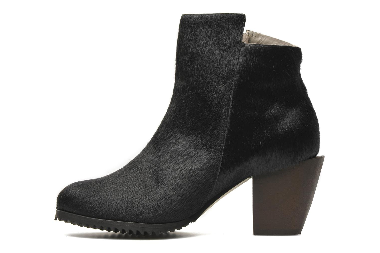 Boots en enkellaarsjes Skin by Finsk Bunton Zwart voorkant