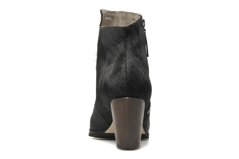 Boots en enkellaarsjes Skin by Finsk Bunton Zwart rechts