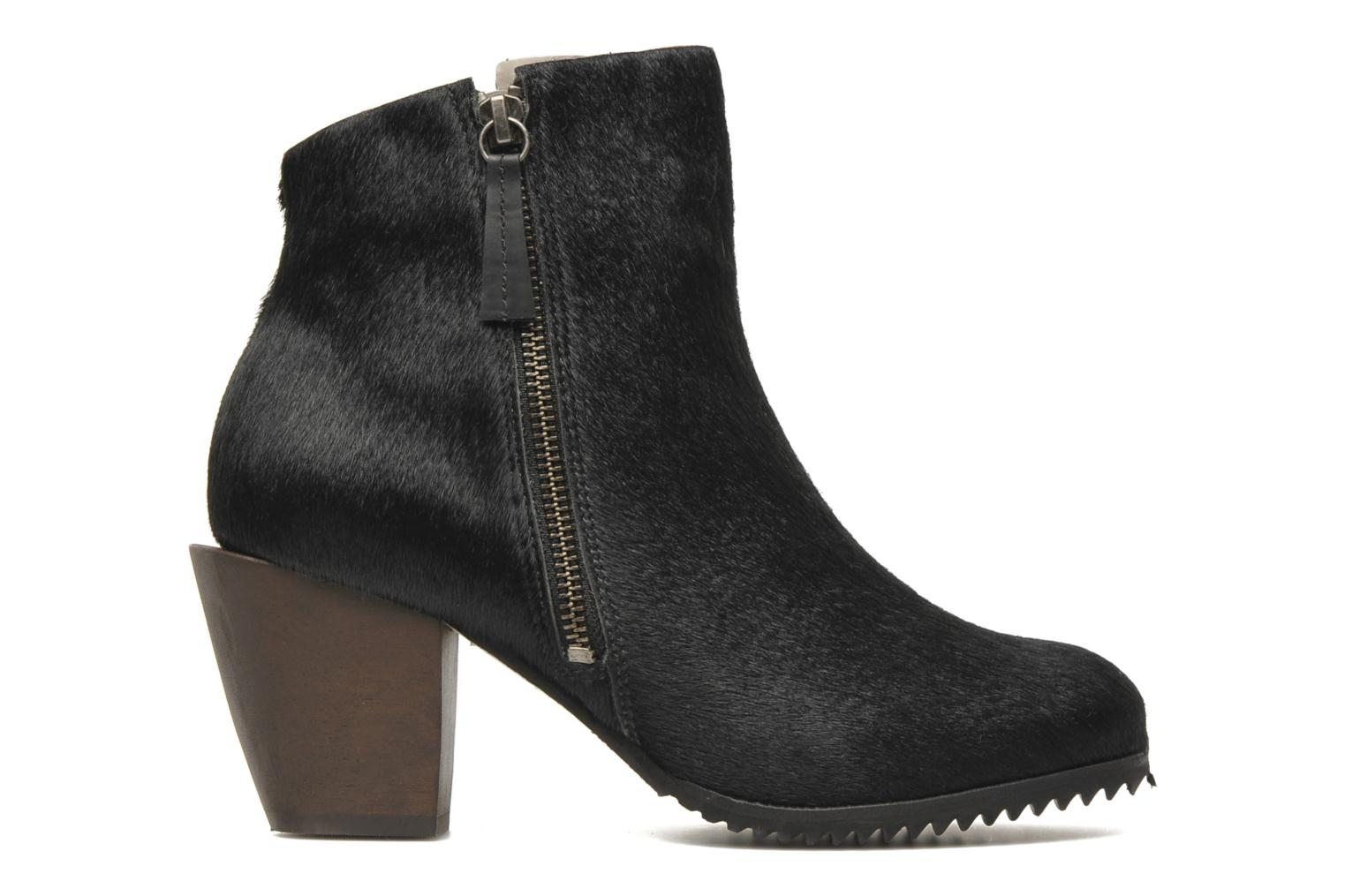 Ankle boots Skin by Finsk Bunton Black back view