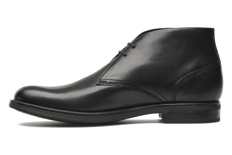 Chaussures à lacets Stonefly Class 1 Calf Veg Noir vue face