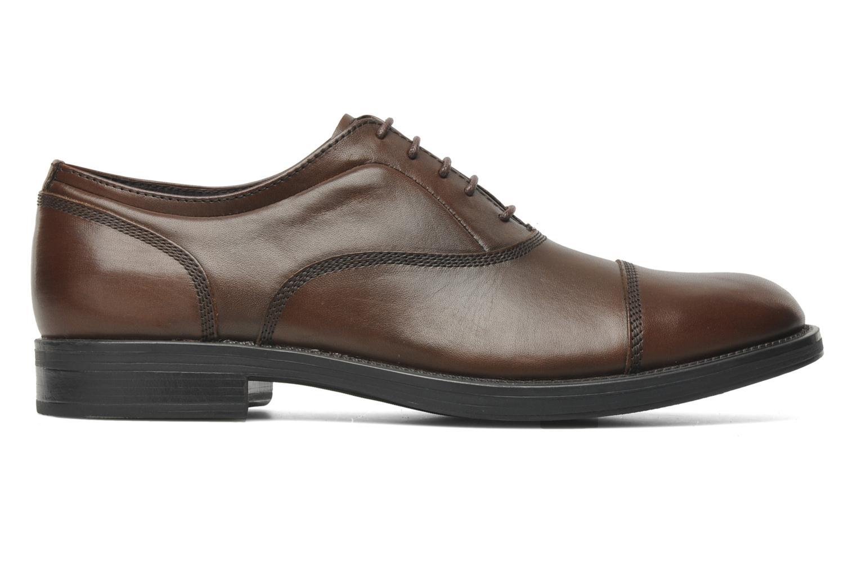 Chaussures à lacets Stonefly Class 3 Calf Veg Marron vue derrière