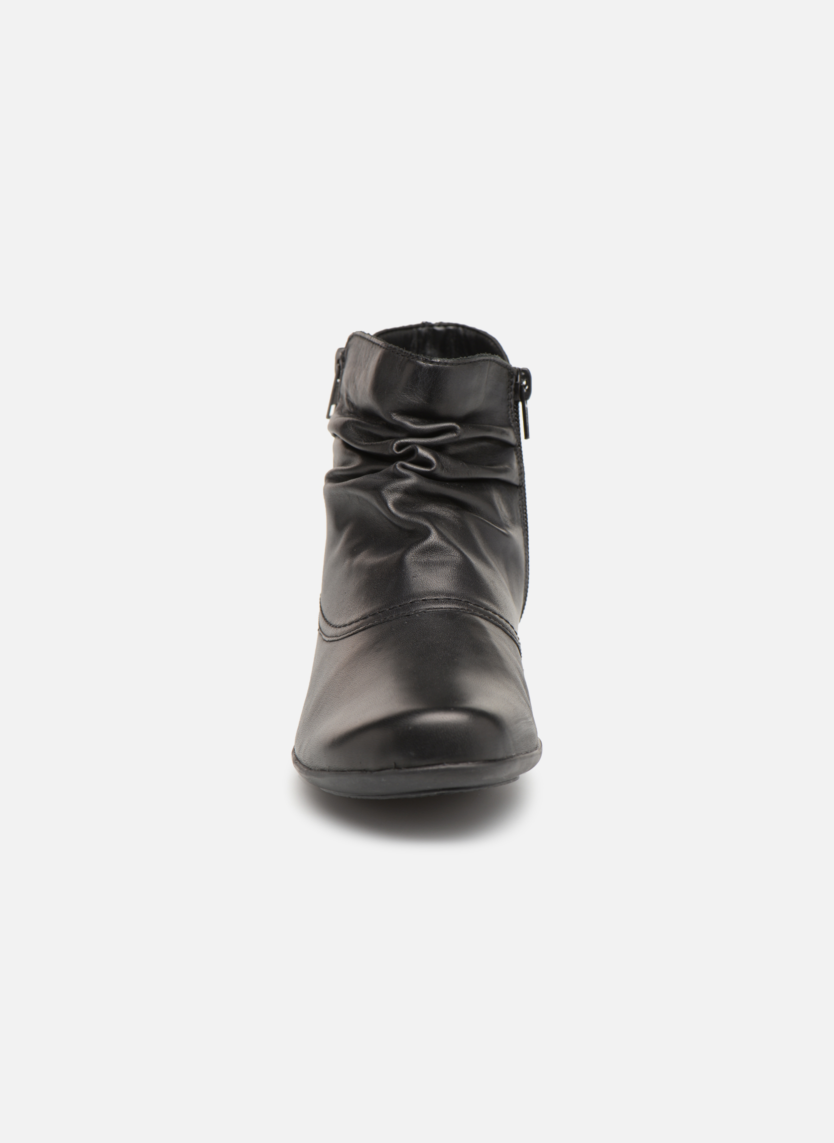 Bottines et boots Remonte Nono D7382 Noir vue portées chaussures