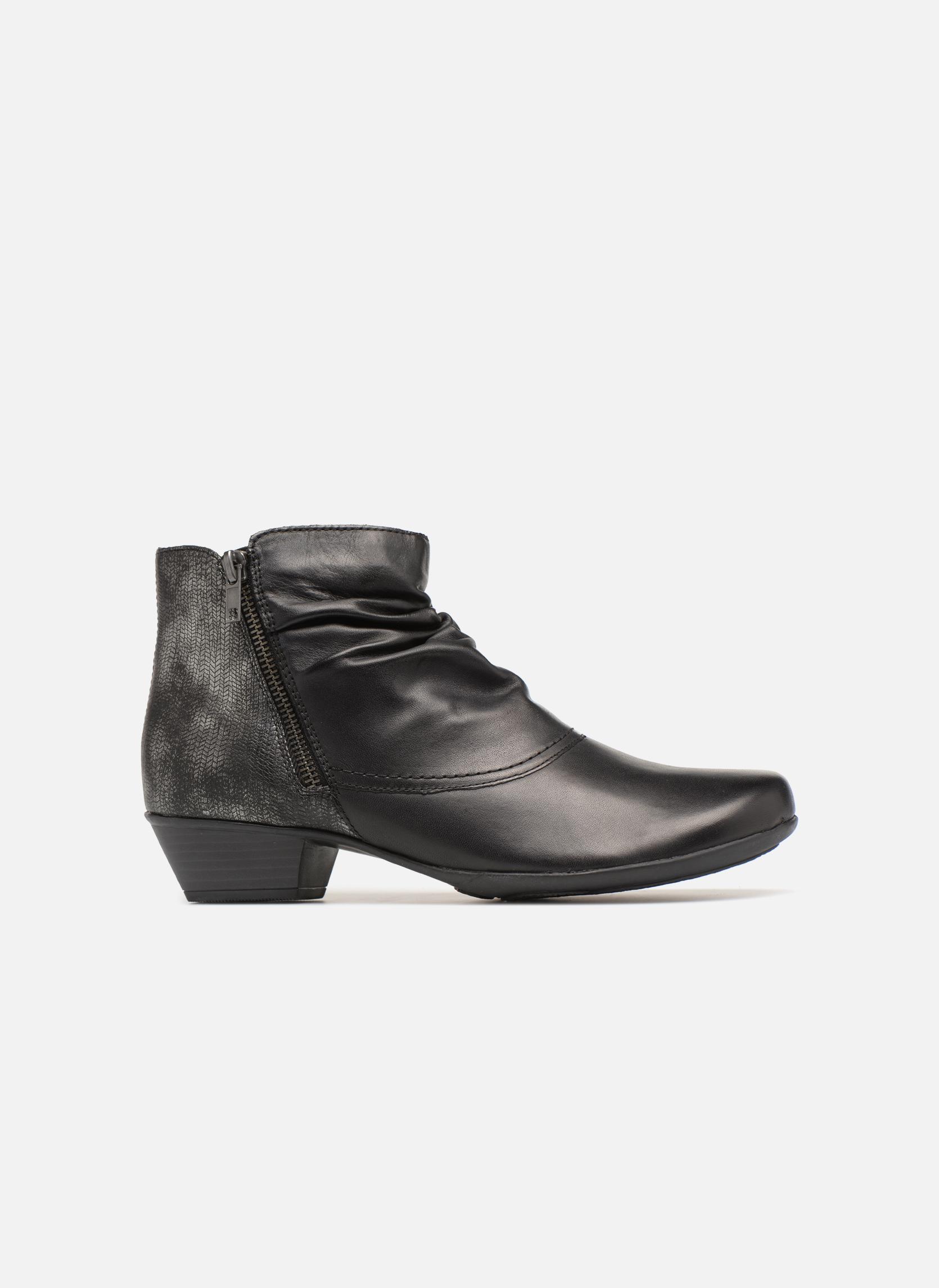 Bottines et boots Remonte Nono D7382 Noir vue derrière