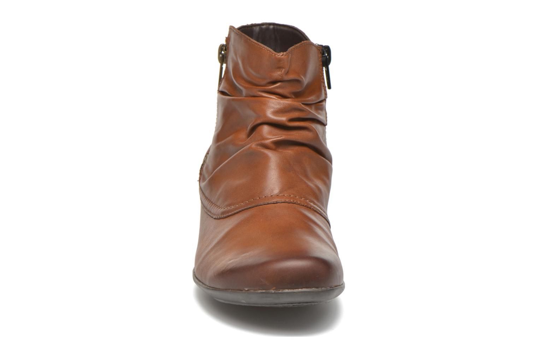 Bottines et boots Remonte Nono D7382 Marron vue portées chaussures