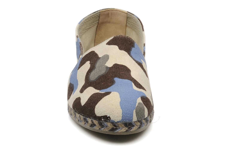 Espadrilles Castaner Petra745 Multicolore vue portées chaussures