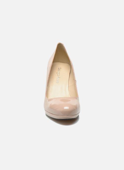 High heels Georgia Rose Serverne Beige model view