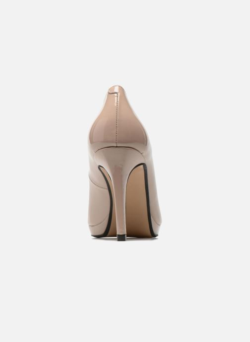 High heels Georgia Rose Serverne Beige view from the right