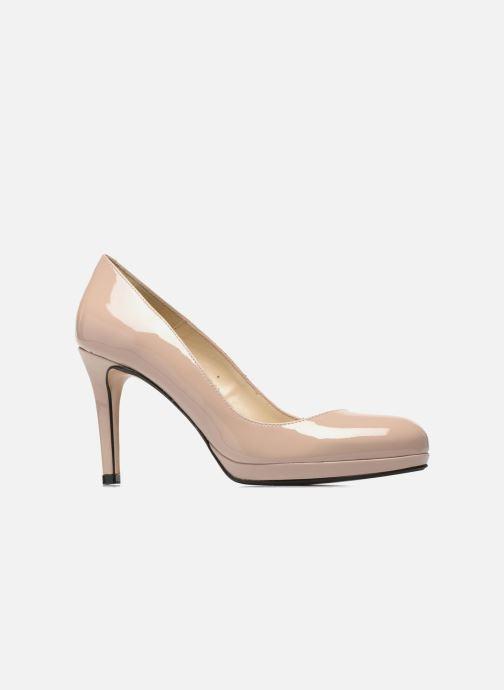 Zapatos de tacón Georgia Rose Serverne Beige vistra trasera