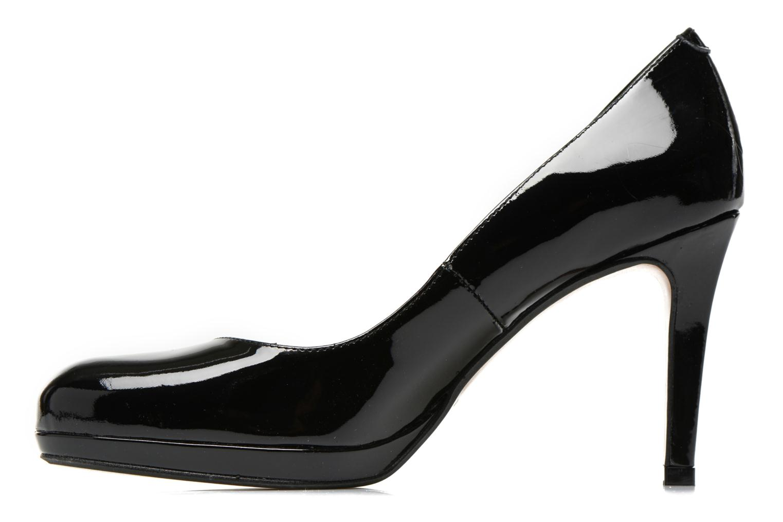 Zapatos de tacón Georgia Rose Serverne Negro vista de frente