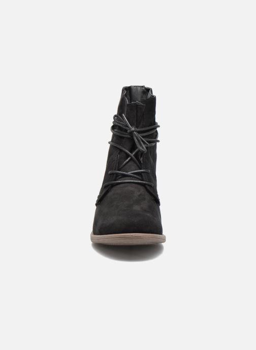 Ankle boots I Love Shoes Thableau Black model view