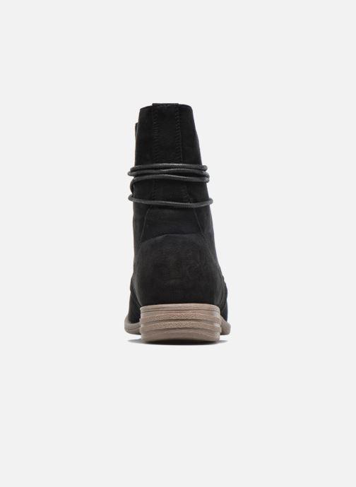 Botines  I Love Shoes Thableau Negro vista lateral derecha