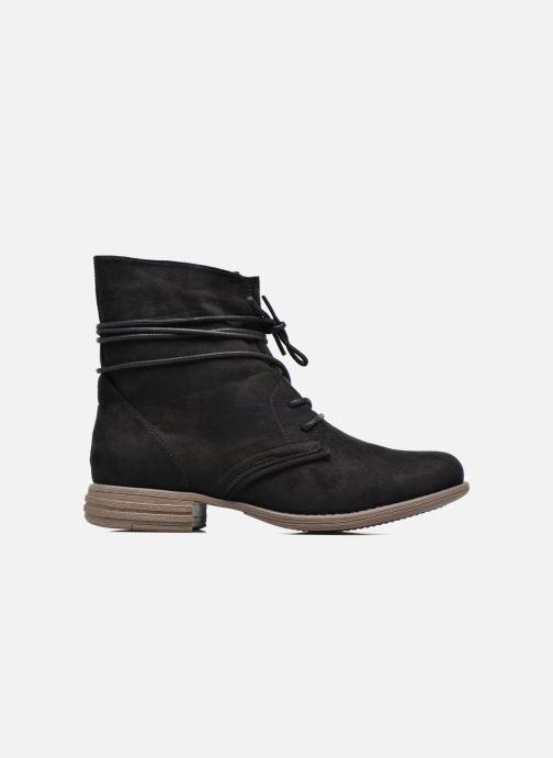 Ankle boots I Love Shoes Thableau Black back view