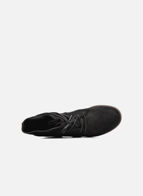 Botines  I Love Shoes Thableau Negro vista lateral izquierda