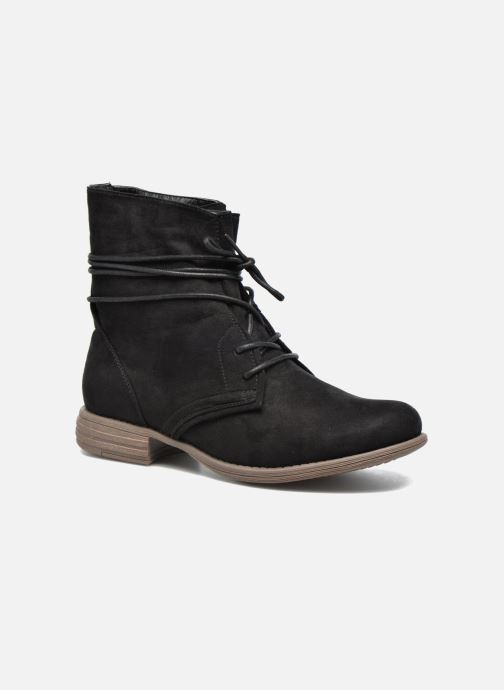 Ankle boots I Love Shoes Thableau Black detailed view/ Pair view