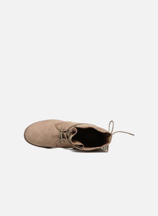 Stivaletti e tronchetti I Love Shoes Thableau Beige immagine sinistra