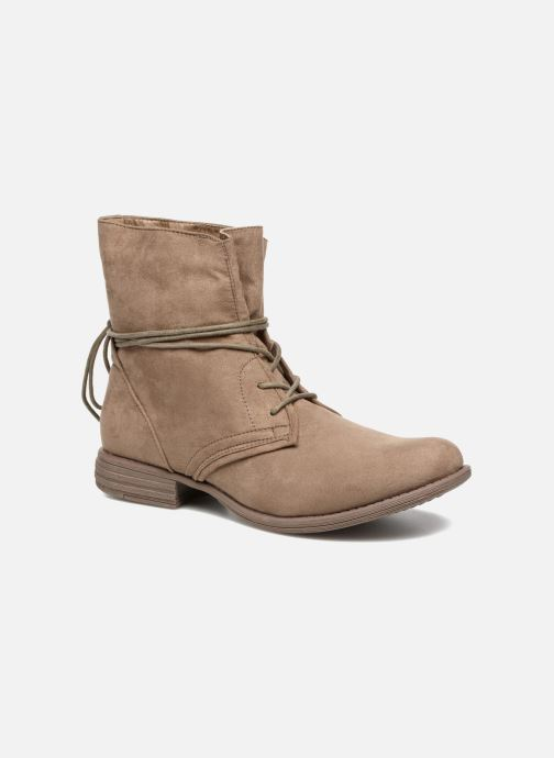 Ankle boots I Love Shoes Thableau Beige detailed view/ Pair view