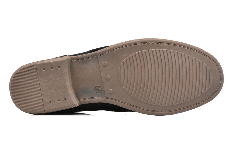 Stivaletti e tronchetti I Love Shoes Thableau Nero immagine dall'alto