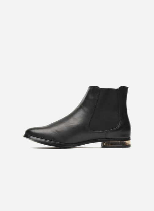 Ankle boots I Love Shoes Thalon Black front view