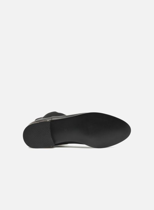 Botines  I Love Shoes Thalon Negro vista de arriba