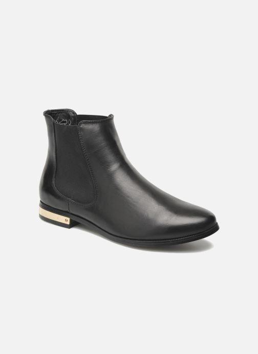 Boots en enkellaarsjes I Love Shoes Thalon Zwart detail