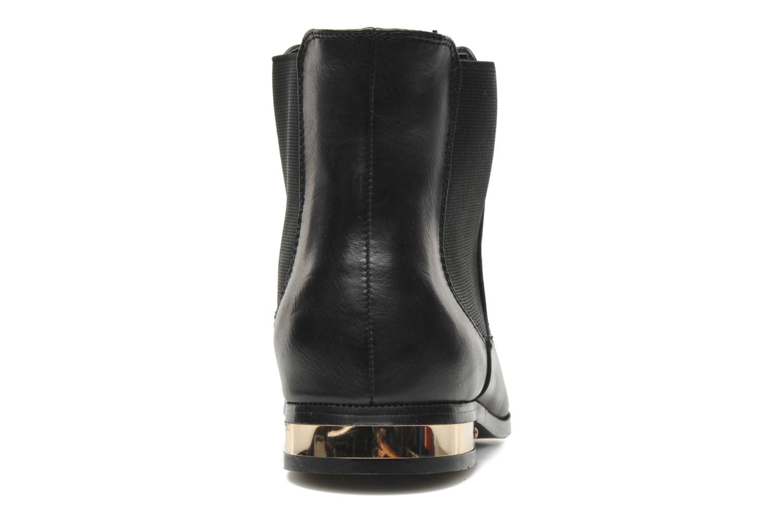 Bottines et boots I Love Shoes Thalon Noir vue droite