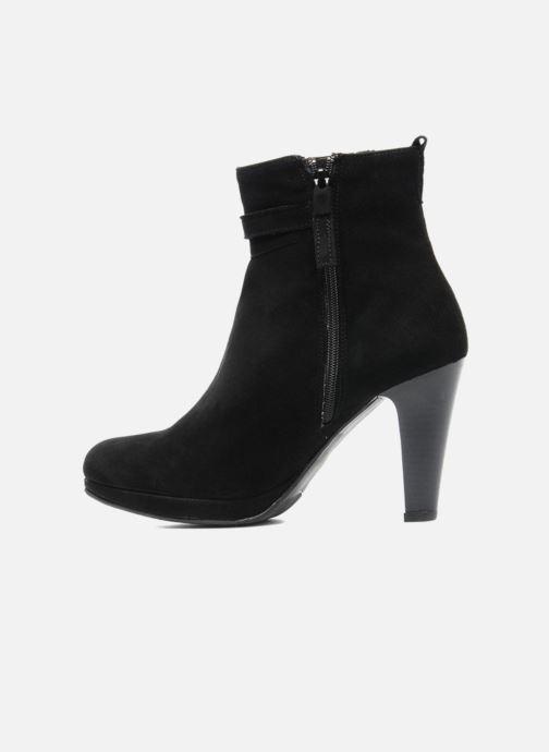 Boots en enkellaarsjes Elizabeth Stuart Foster 701 Zwart voorkant