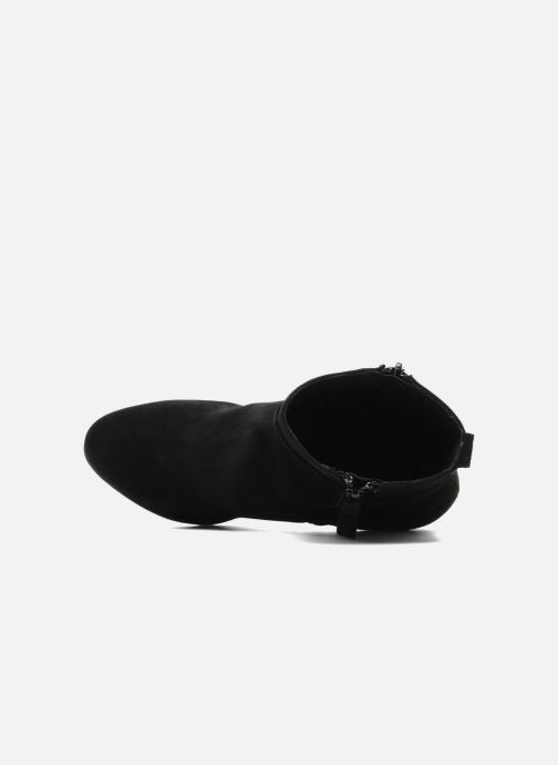 Boots en enkellaarsjes Elizabeth Stuart Foster 701 Zwart links