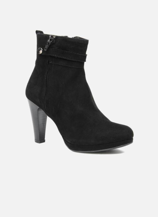 Boots en enkellaarsjes Elizabeth Stuart Foster 701 Zwart detail