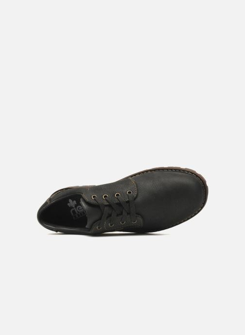 Lace-up shoes Rieker Triol 17710 Black view from the left