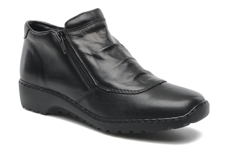 ae9a83eb864ff8 Rieker Torti L6052 (Noir) - Bottines et boots chez Sarenza (190216)