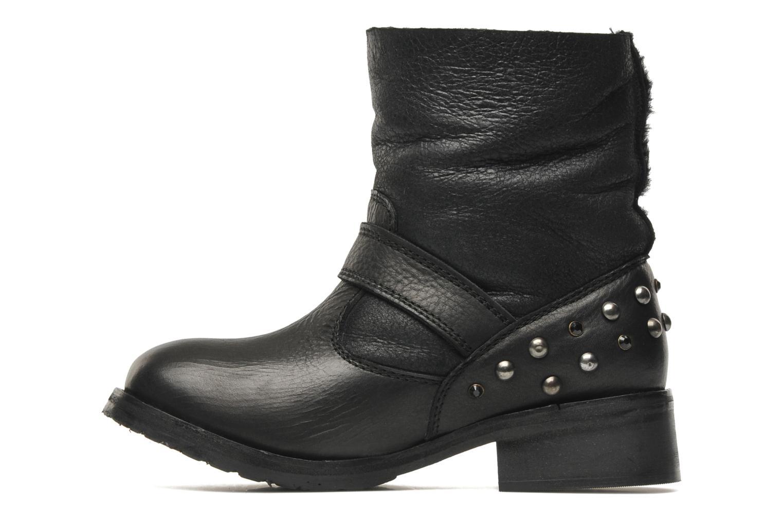 Boots en enkellaarsjes Lola Cruz Yoni Zwart voorkant