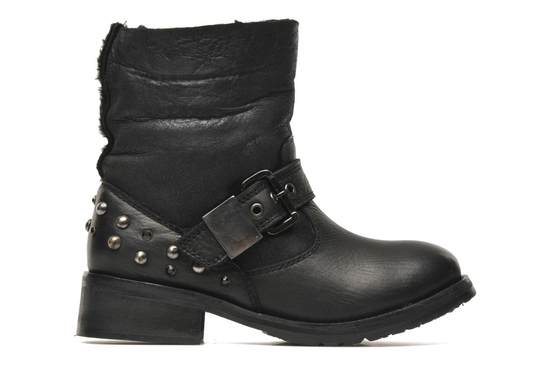 Boots en enkellaarsjes Lola Cruz Yoni Zwart achterkant