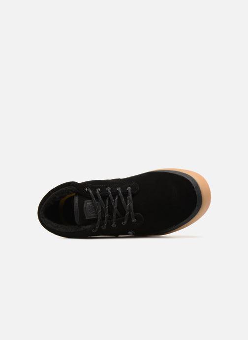 Zapatillas de deporte Element Preston Negro vista lateral izquierda