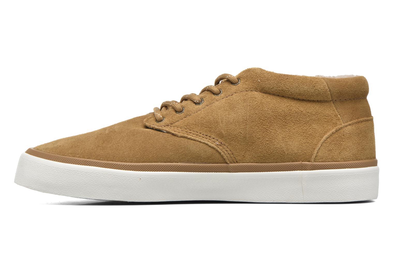 Chaussures de sport Element Preston Marron vue face