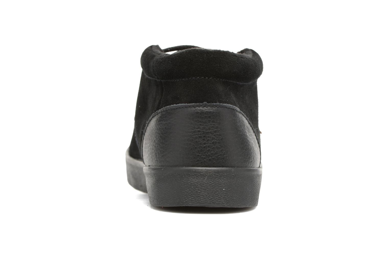 Chaussures de sport Element Preston Noir vue droite