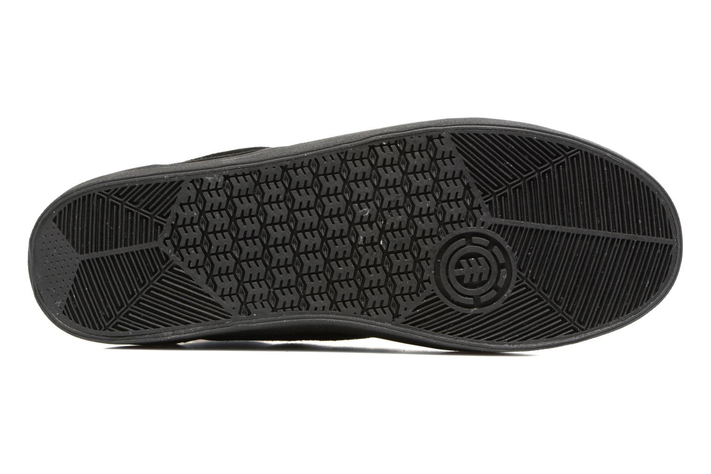 Chaussures de sport Element Preston Noir vue haut