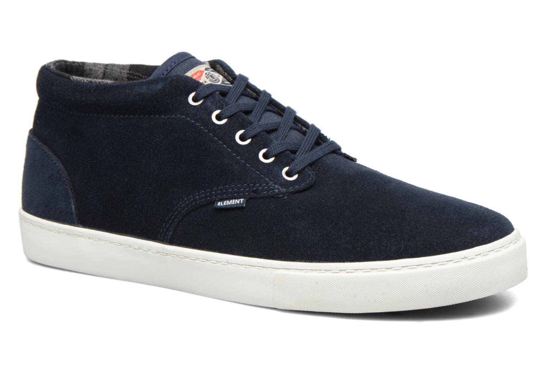 Sportssko Element Preston Blå detaljeret billede af skoene