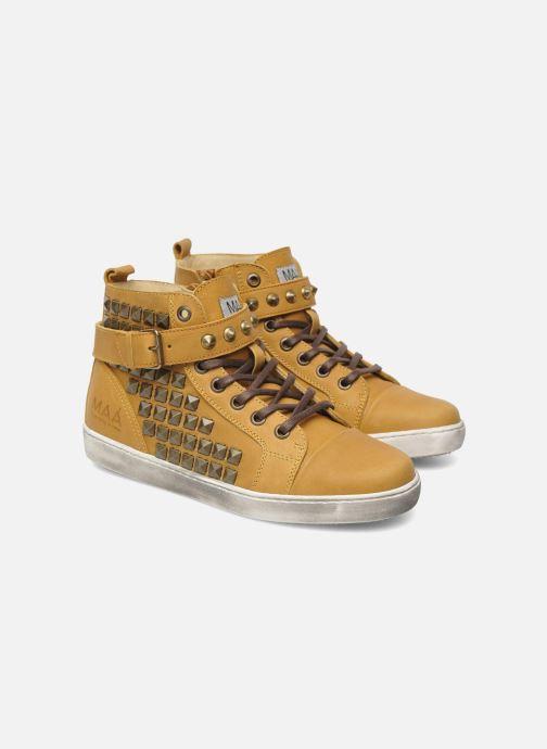 Sneakers Maa Rocker Giallo immagine 3/4