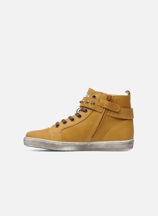 Sneakers Maa Rocker Giallo immagine frontale