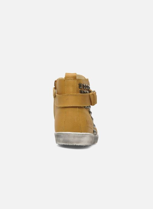 Sneakers Maa Rocker Giallo immagine destra