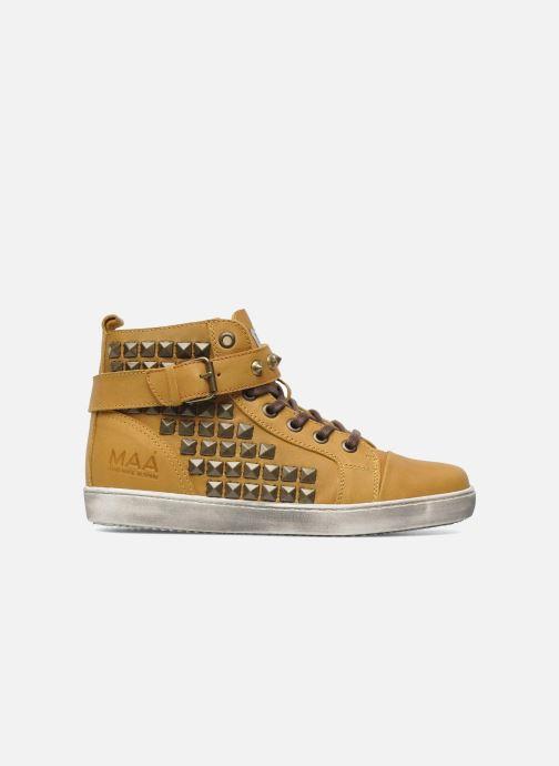 Sneakers Maa Rocker Giallo immagine posteriore