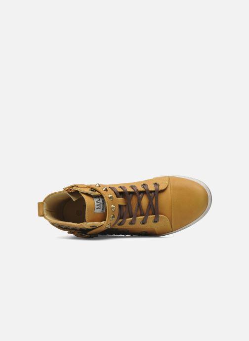 Sneakers Maa Rocker Giallo immagine sinistra