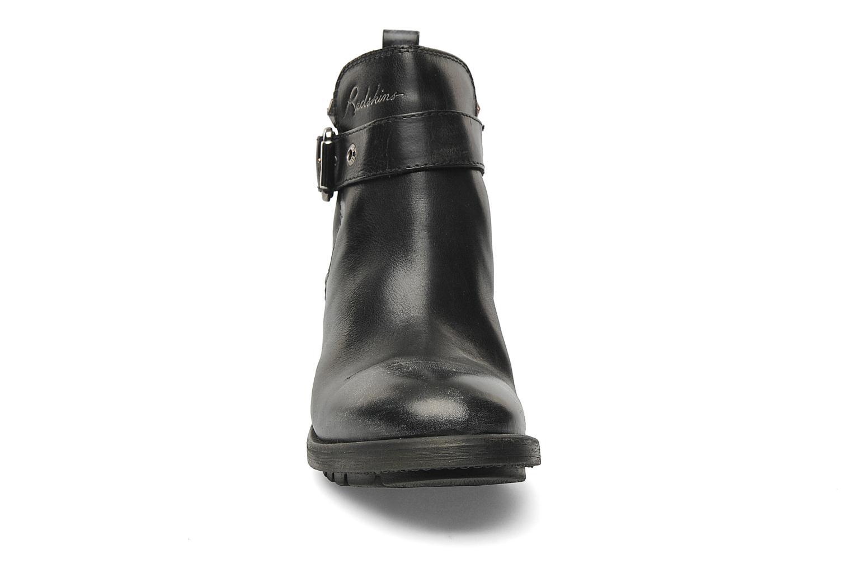 Bottines et boots Redskins Gisor Noir vue portées chaussures