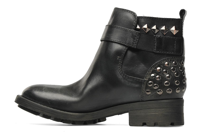 Bottines et boots Redskins Gisor Noir vue face