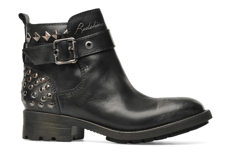 Bottines et boots Redskins Gisor Noir vue derrière