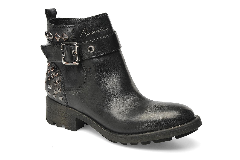 Bottines et boots Redskins Gisor Noir vue détail/paire